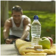 Diet of a Sportsman Before, During, and After Workout