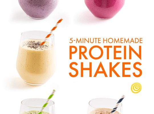 5 Best Organic Nutritional Shakes