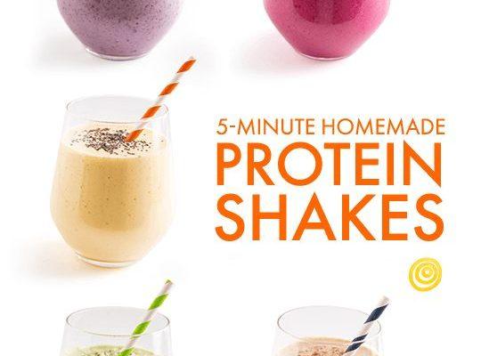 5 Best Organic Nutritional Shakes